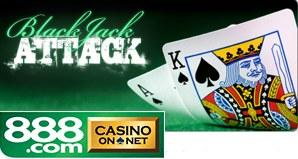 888 blackjack attack