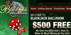 blackjack ballroom 500