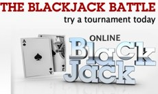 blackjack tournaments AP