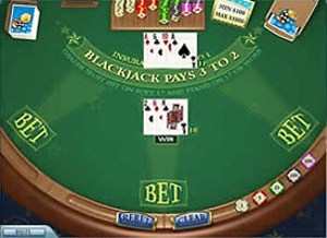 Preview High Limit Blackjack