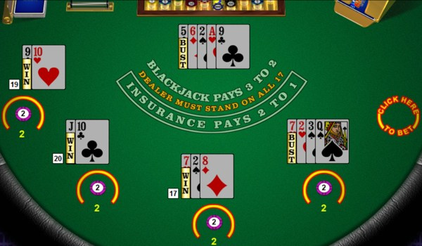 how to play in a blackjack tournament