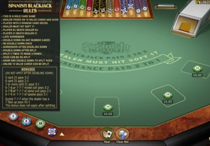 Multi-Hand Perfect Pairs Blackjack Gold - Microgaming - Rizk Casino