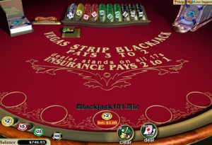 Preview Vegas Strip Blackjack